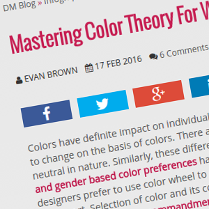 Mastering Color Theory For Web Design