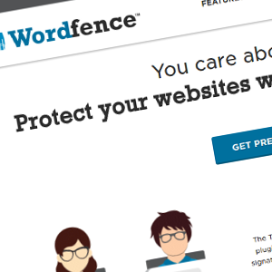 Wordfence para WordPress