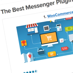 The Best Messenger Plugins For WordPress in 2017