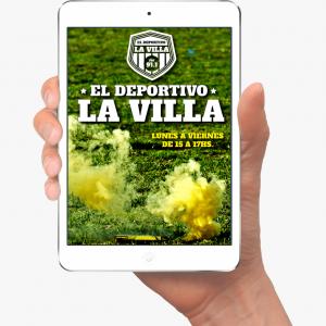 El Deportivo la Villa
