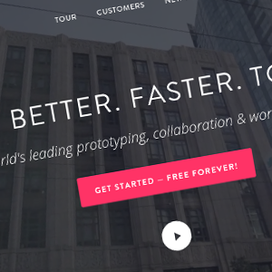 Invision – Prototyping tool