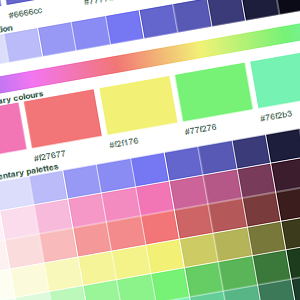 59 times Generador de paleta de colores