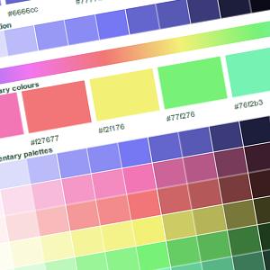 59 Times Color palette generator