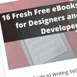 16 eBooks gratuitos para Diseñadores y Desarrolladores