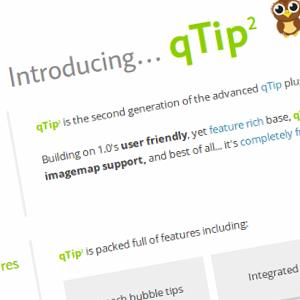 qtip2 Framework