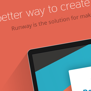 Runway is the solution for making WordPress themes, fast!
