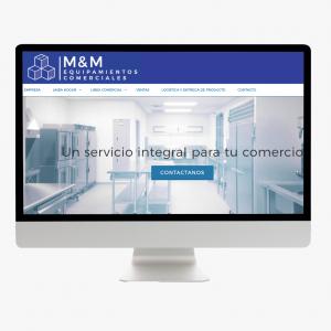 M&M Equipamientos Comerciales