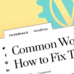 Common WordPress Errors & How to Fix Them