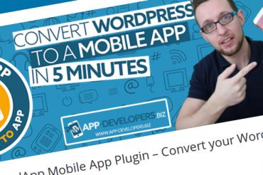 Convertir tu sitio WordPress en una APP