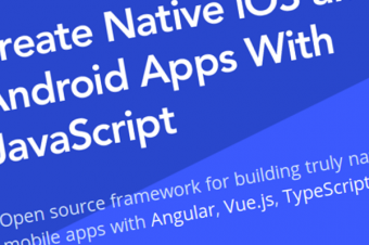 Nativescript: Create Native iOS and Android Apps With JavaScript
