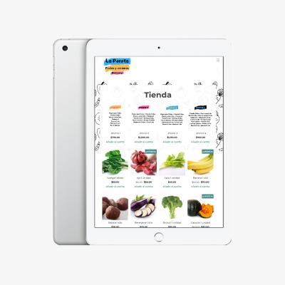 La Porota Frutas y Verduras