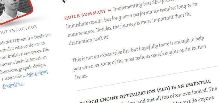 Lista de comprobación de optimización de motores de búsqueda (PDF)