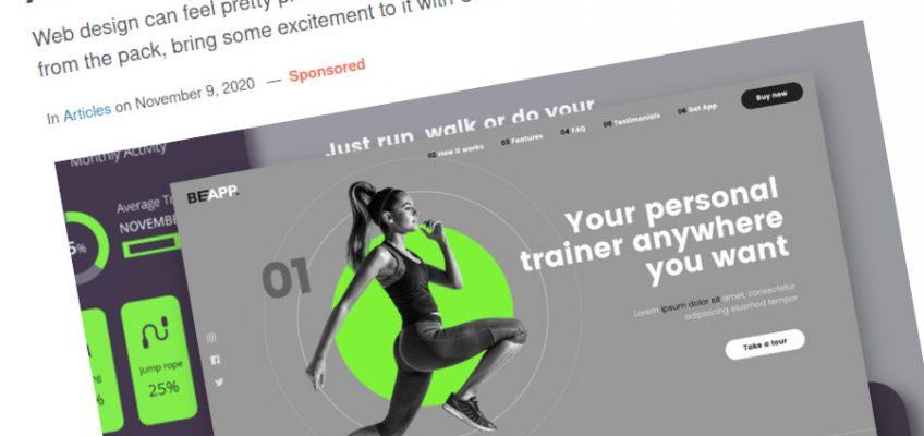 Cómo darle vida a su sitio web con la animación de interfaz de usuario